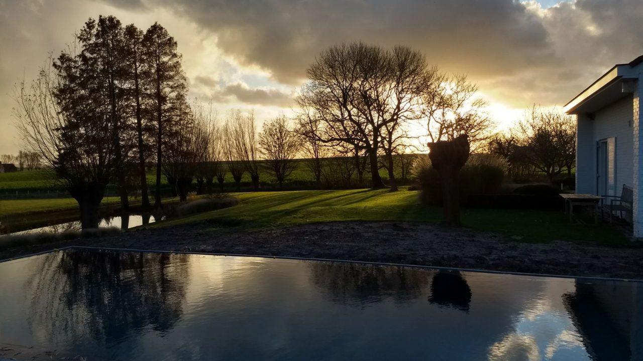 Hofheren - Landschappelijke tuin