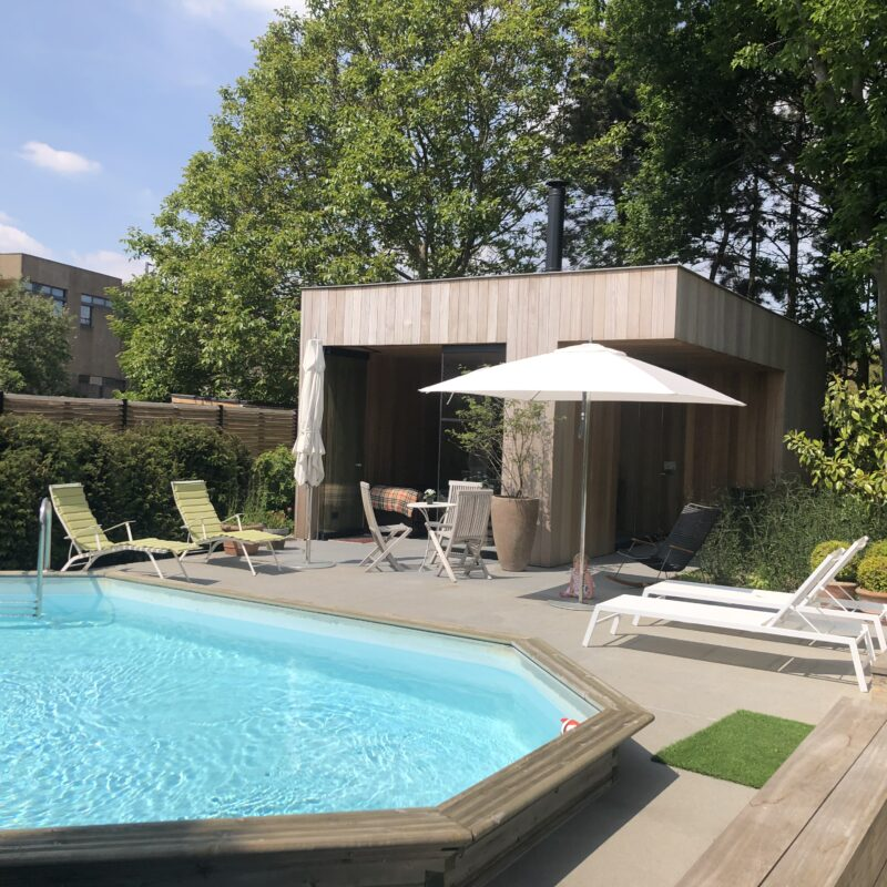 Poolhouse hofheren